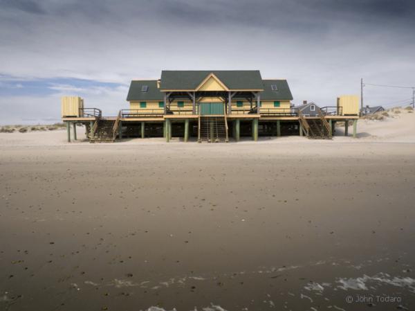Beach Pavilion, Rhode Island