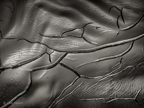 mud cracks II