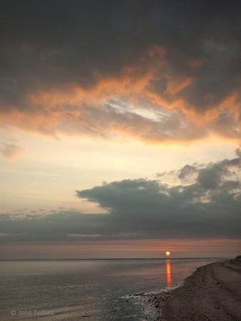 Winter Sun, Louse Point