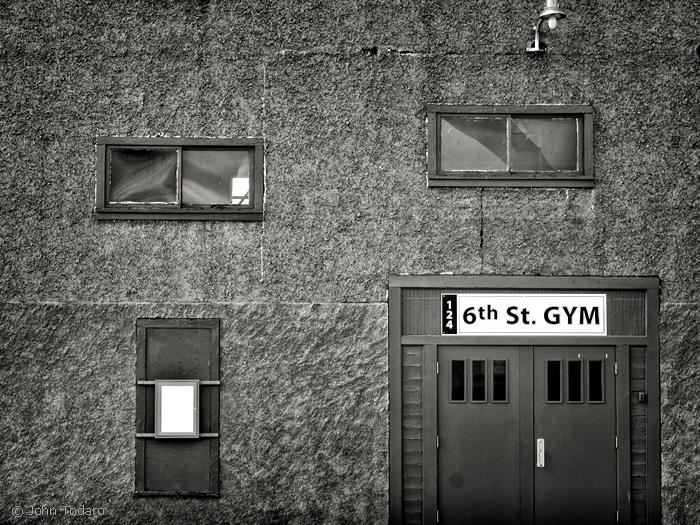 6th St gym