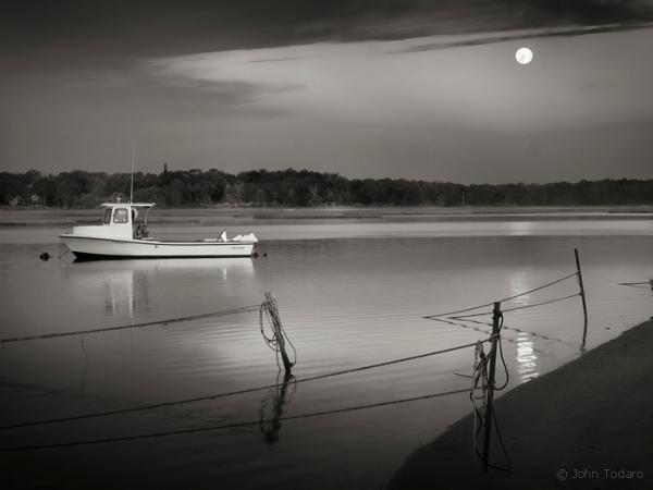 Louse Point Moon
