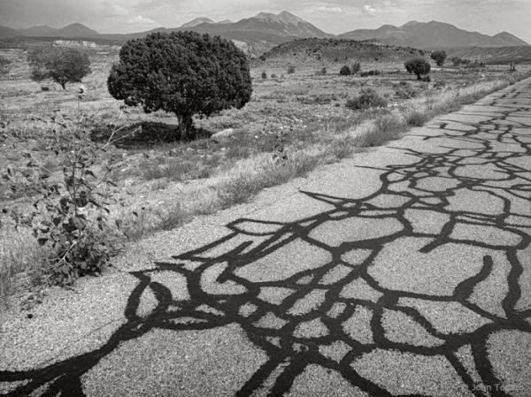 road to manti la sal