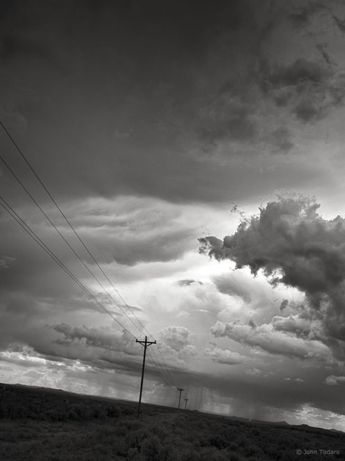 storm west of taos