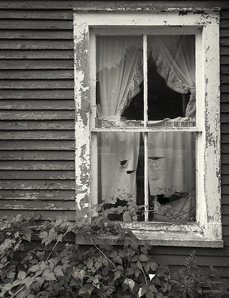 North Country Window