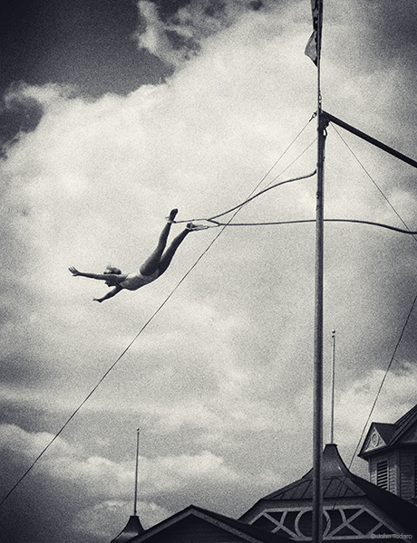 trapeze girl