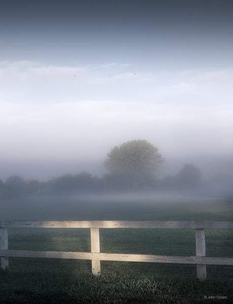 fence-in-rising-fog