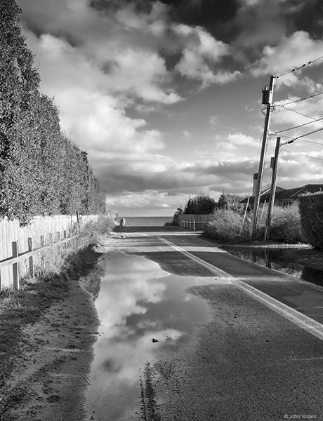 puddle-and-ocean